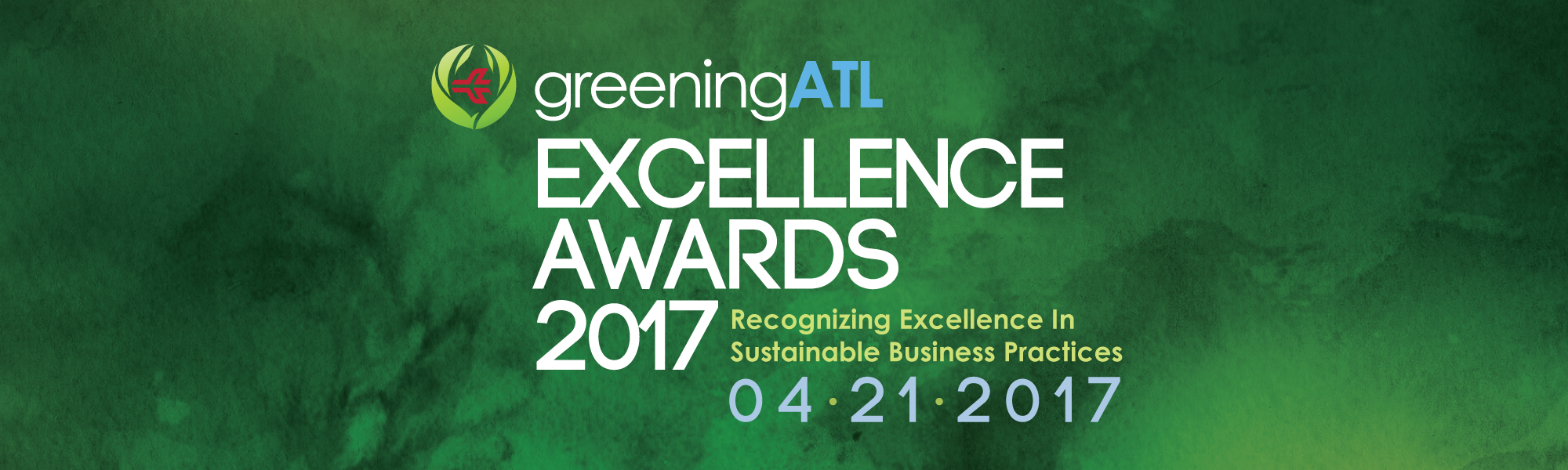 GreeningATL Excellence Awards April 21, 2017