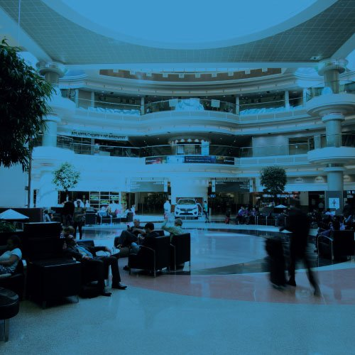 Terminal Maps Atl Hartsfield Jackson Atlanta International Airport