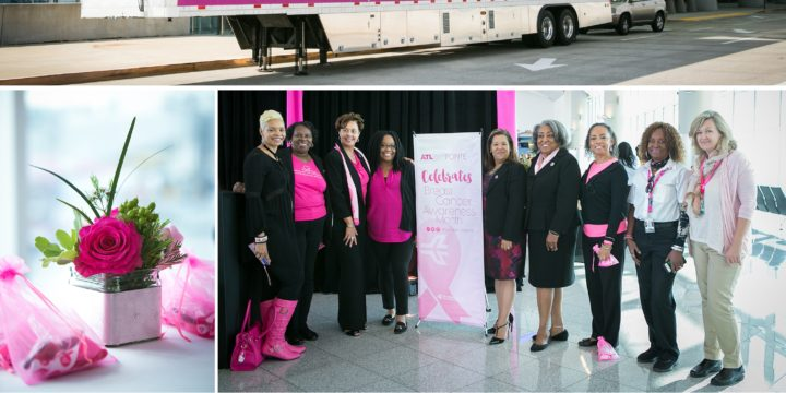 ATL marks Breast Cancer Awareness Month with free screenings, 'Survivor Celebration'