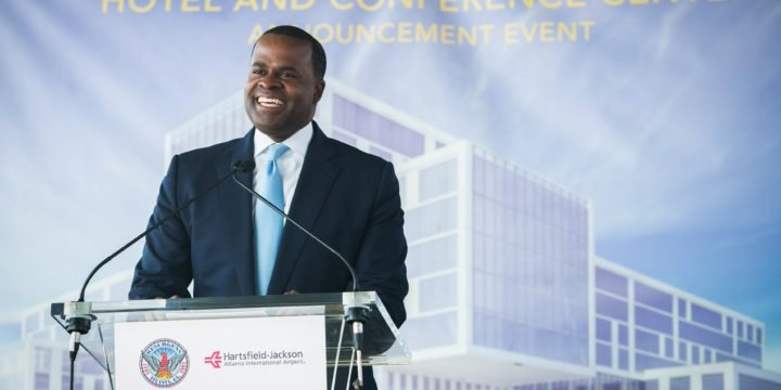 Mayor announces plans for 4-star hotel at ATL