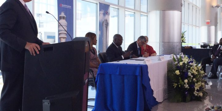 ATL signs Sister Airport Agreement with TLV