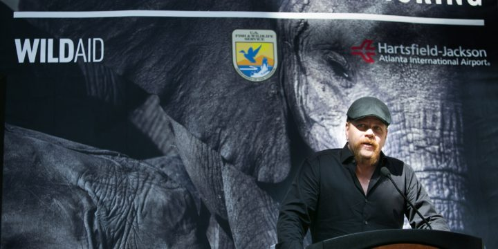 ATL hosts launch of national campaign against illegal wildlife trafficking
