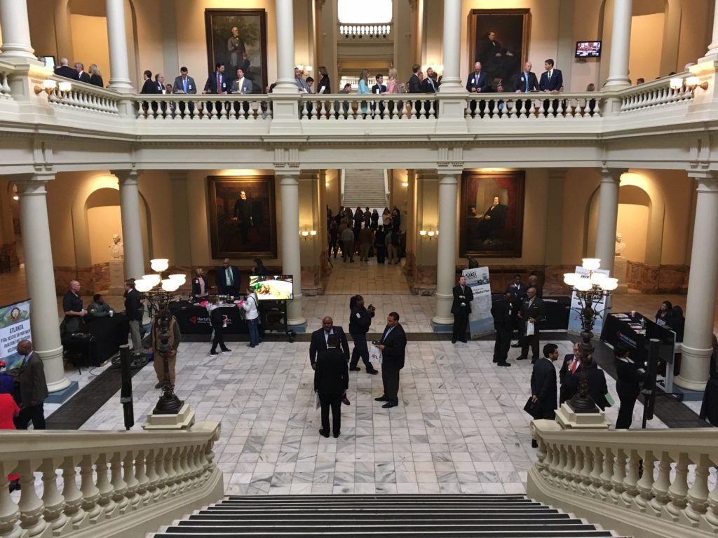 Atl Returns To The Capitol For Aviation Day Atl Hartsfield