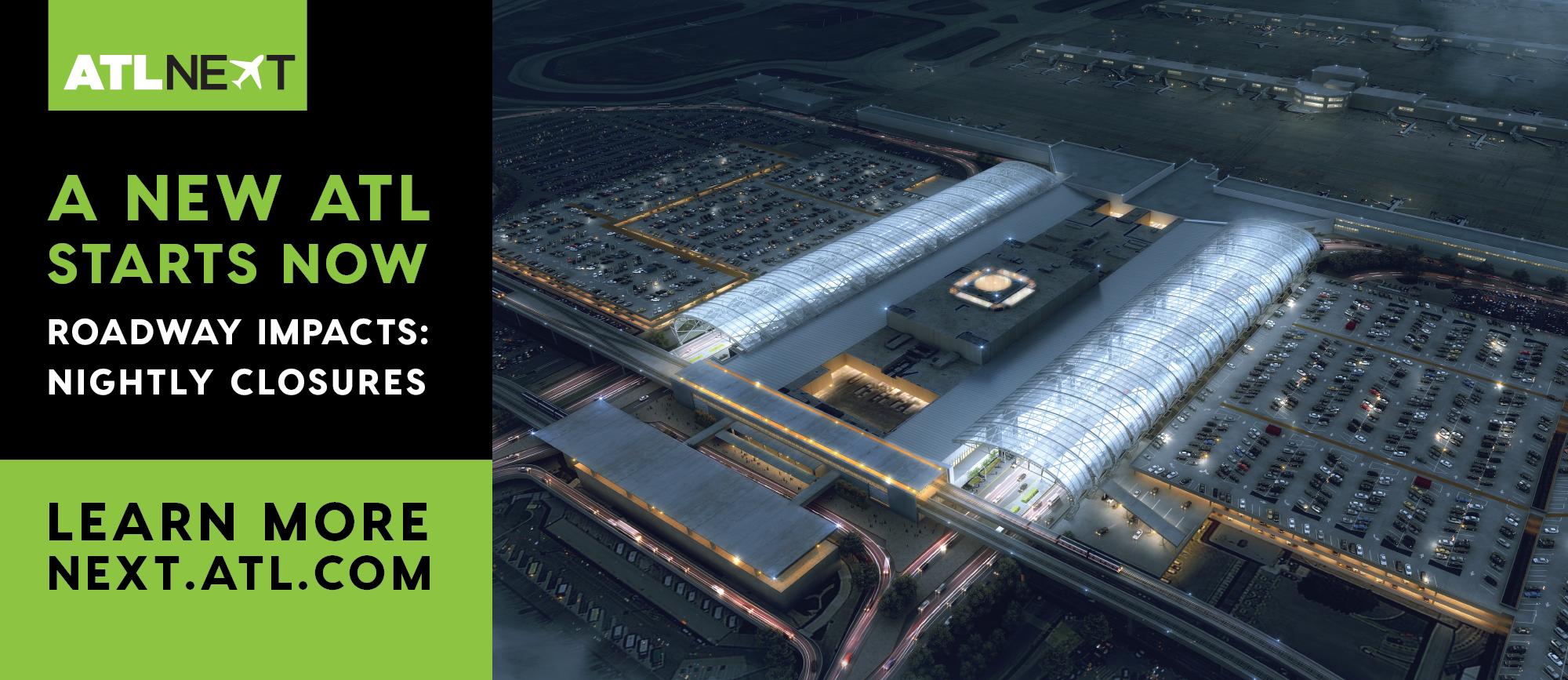 Extremamente ATL | Hartsfield-Jackson Atlanta International Airport | The  TF39
