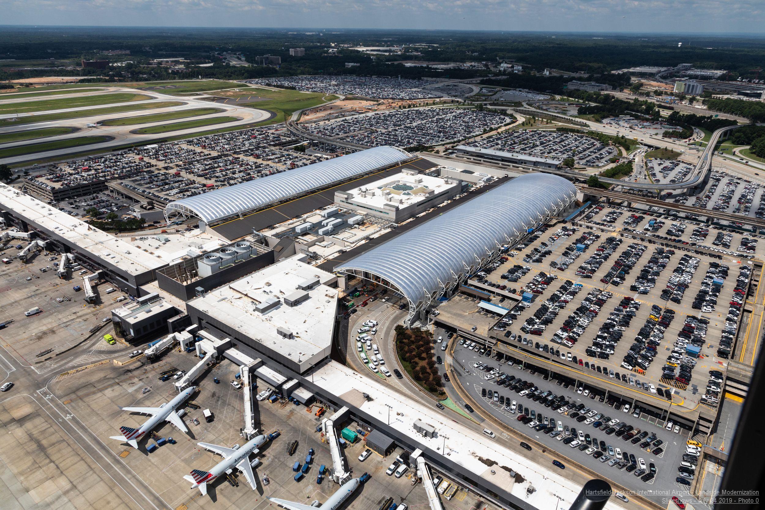 Hartsfield-jackson atlanta airport